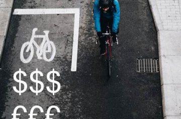 Ahorrar dinero en la bicicleta